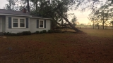 Crisp County sees damage from afternoon thunderstorm