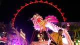 GALLERY: Chinese New Year celebrations at Linq Promenade and Caesars Palace