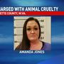 Fayette County woman charged with animal cruelty