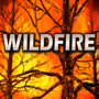 Wildfire in Asotin and Garfield Counties