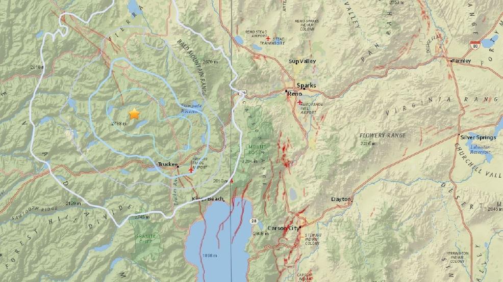 Yuba City Weather Radar >> 3.9 magnitude earthquake felt in... | KRCR