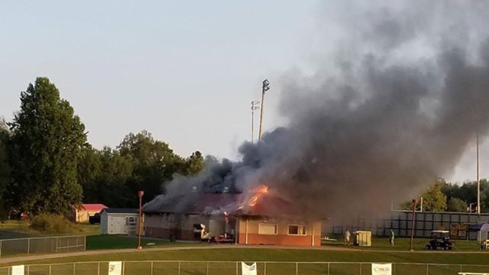 Grease Fire Burns Riverdale High School Concession Stand