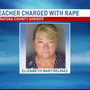 5th grade teacher accused of sexual relationship with former student