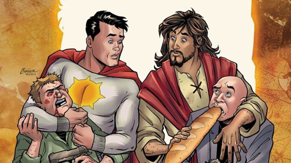 DC Comics cancels comic book about Jesus