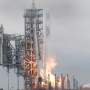 SpaceX launches rocket from NASA's historic moon pad
