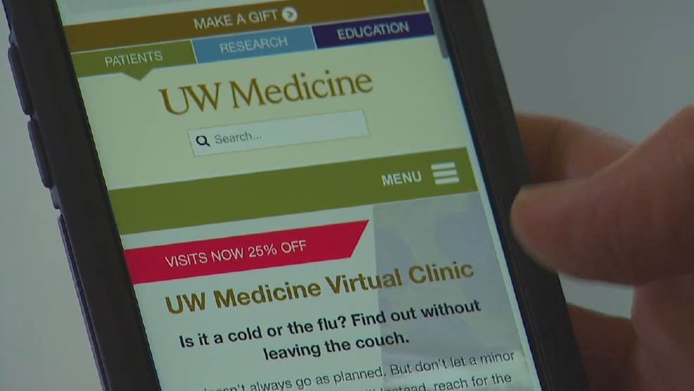 Doctors urge use of virtual clinics as emergency rooms become ...