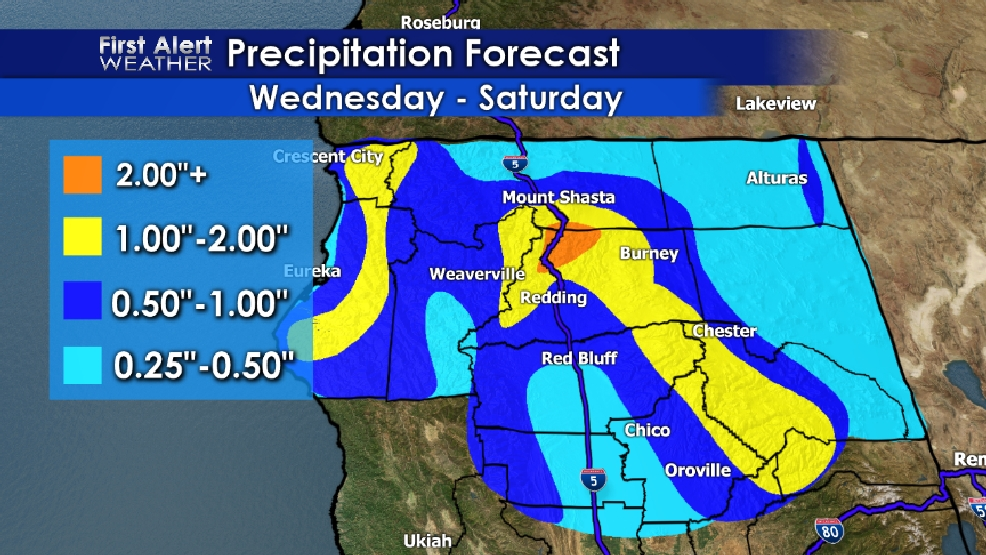 Tuesday Weather Map.Weather Forecast Dry Tuesday Rain Krcr