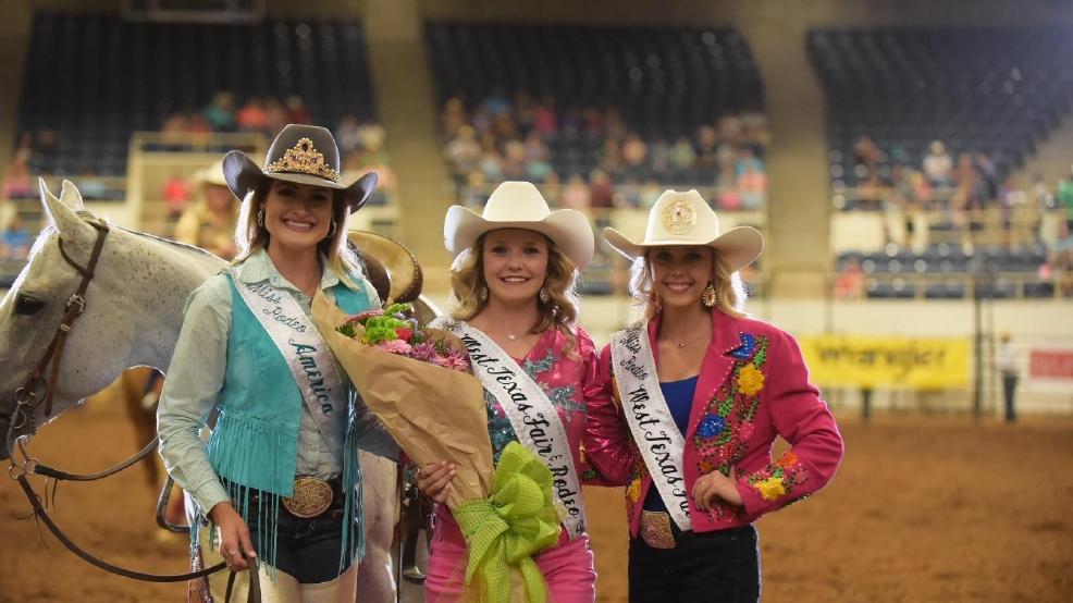 West Texas Fair Amp Rodeo Names 2017 Ktxs
