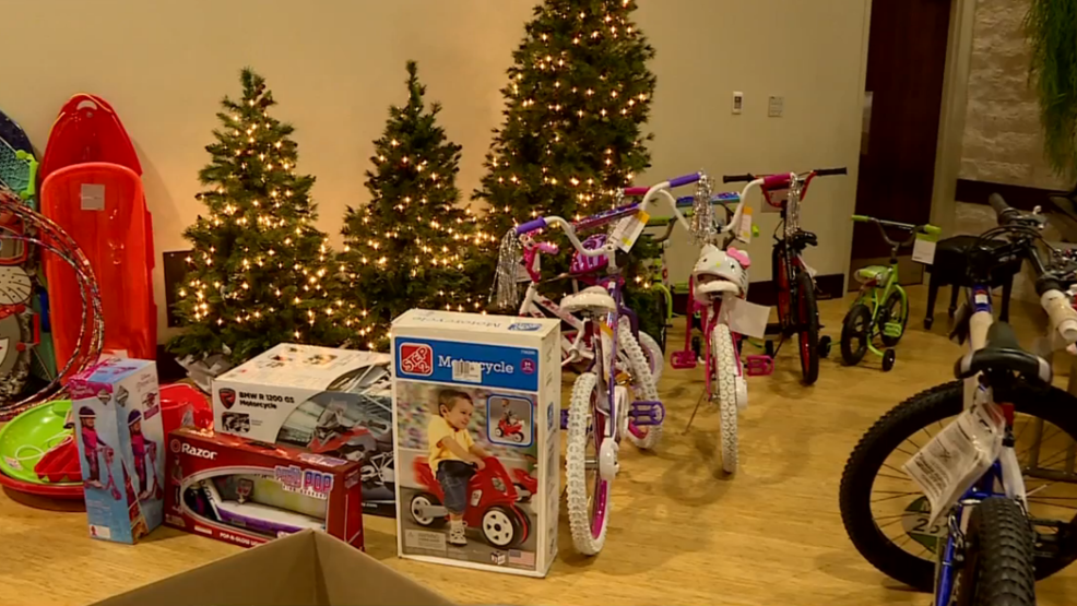 Thousands Of Kids To Receive Christmas Gifts Through