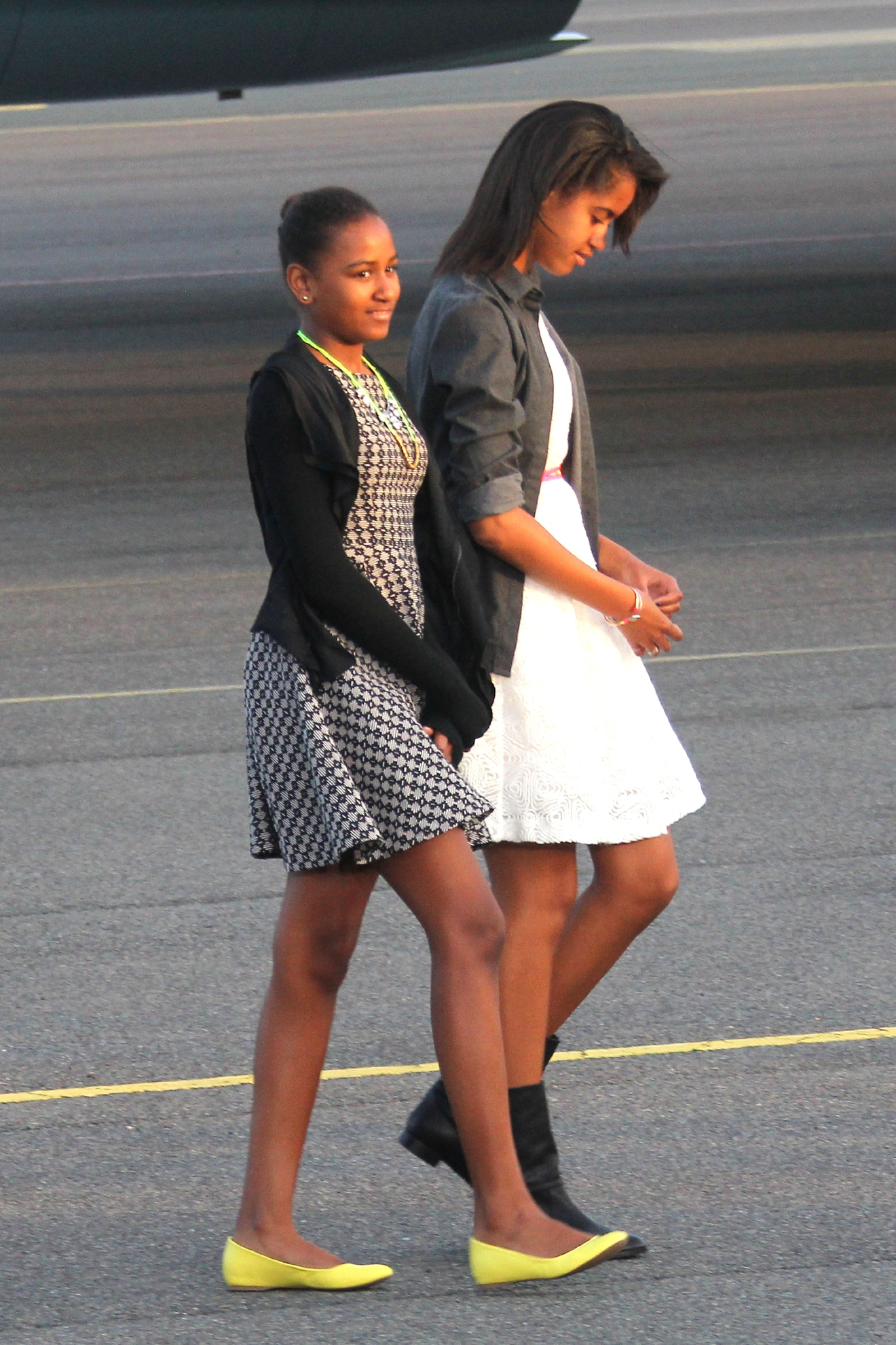 14 Women Show Off Wrinkles To Make A Potent Statement About Sasha obama fashion blog
