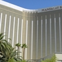 Water main break causes flooding at Mandalay Bay Convention Center