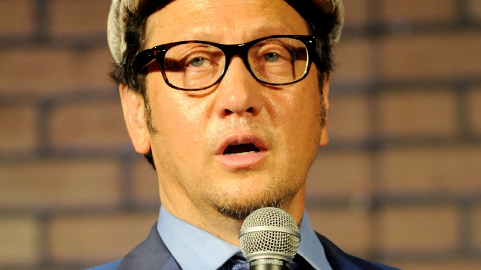 Rob Schneider advises John Lewis on what Martin Luther King Jr. would do