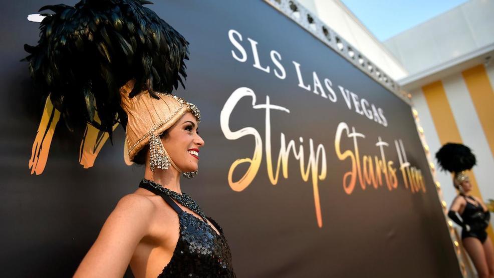 Newly rebranded Strip resort's slogan sparks Las Vegas debate