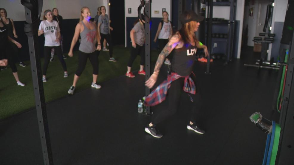 Kristin Minthorn her faith, her family and her desire of fitness and dance for helping her recovery. Dance and fitness became her new passion. She says it helped turn her life around. (WSYX/WTTE)
