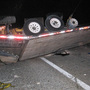 Semi trailer rollover sparks nightmarish I-5 commute