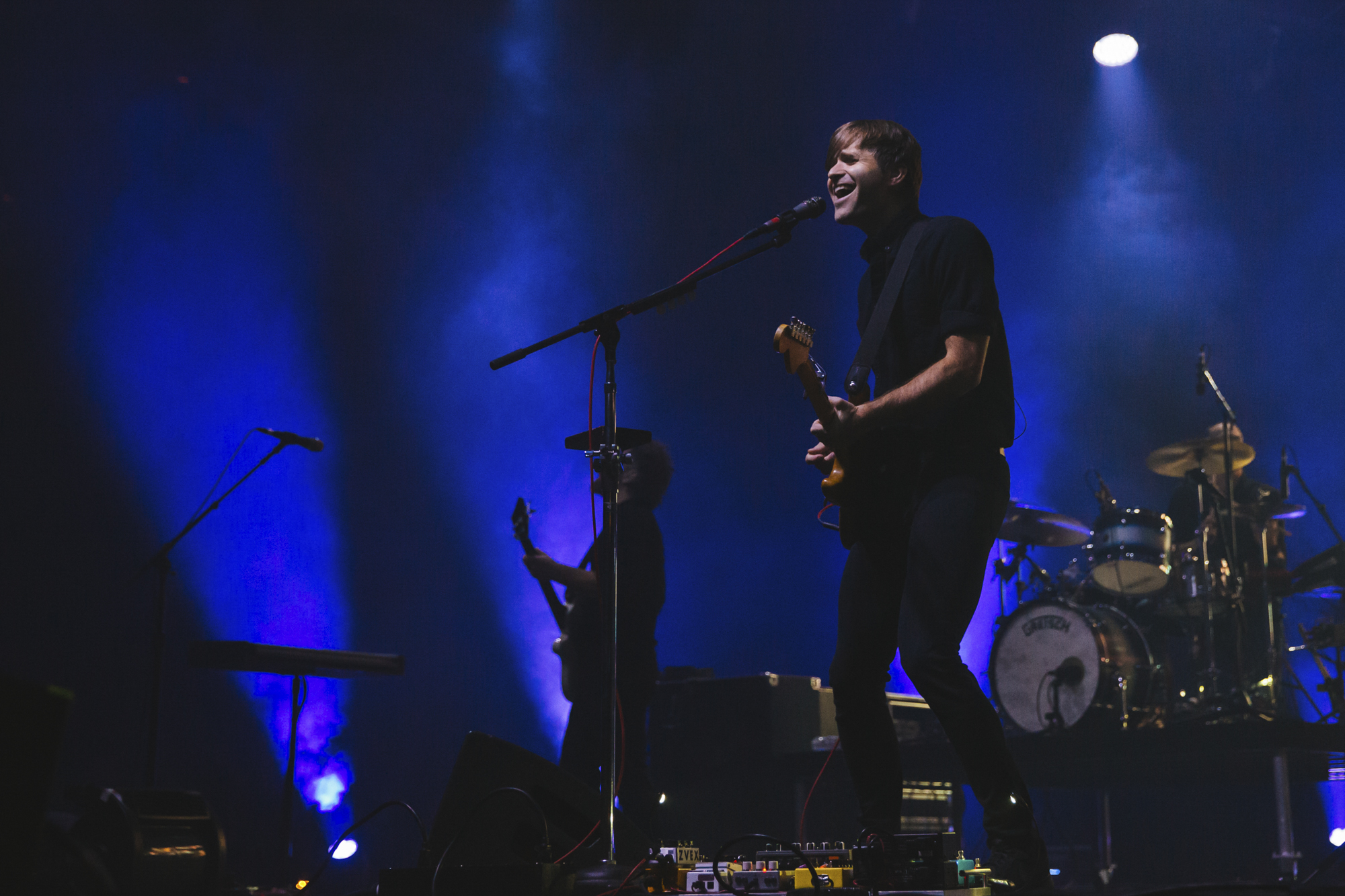 Death Cab for Cutie, Bastille, Young the Giant, Billie Eilish and Jenn Champion all converged on WaMu Theater December 11, 2018 for the annual Deck the Hall Ball concert. (Image: Sunita Martini / Seattle Refined){ }