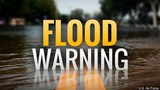 Flood warning issued for Great Falls, Cascade