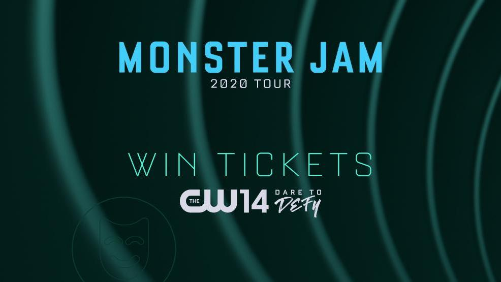 Monster Jam 2020 Tour