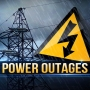 Power outages leave hundreds of Virginians in the dark