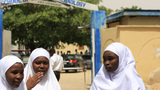 Nigerian government acknowledges 110 girls still missing