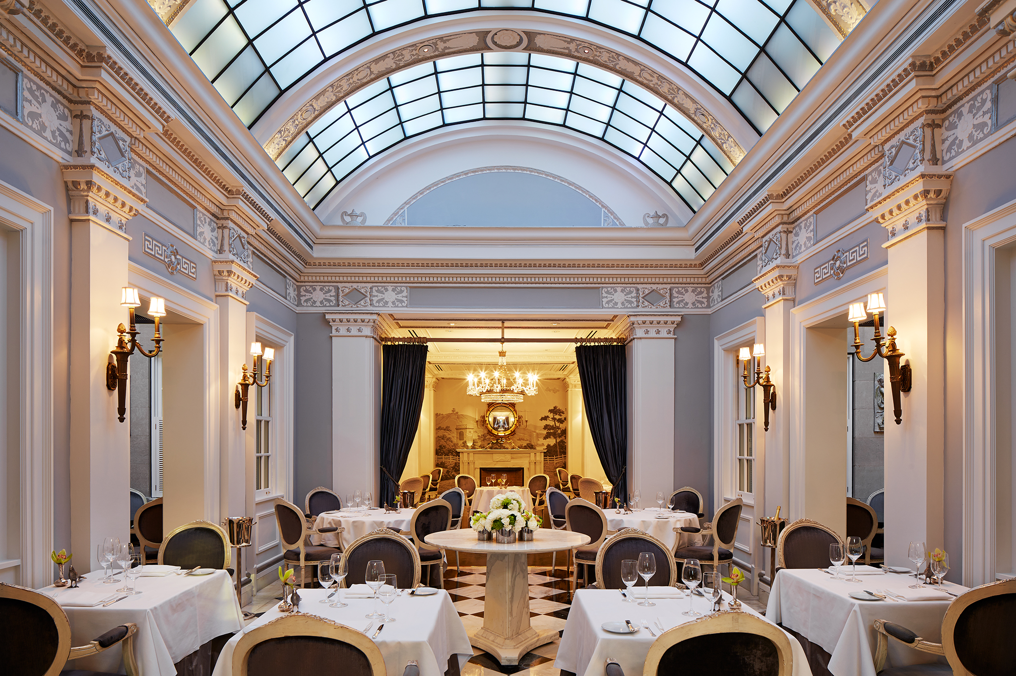 The Jefferson, DC - The Greenhouse (The Jefferson Hotel)<p></p>