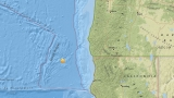Two earthquakes rumble off the southern Oregon coast
