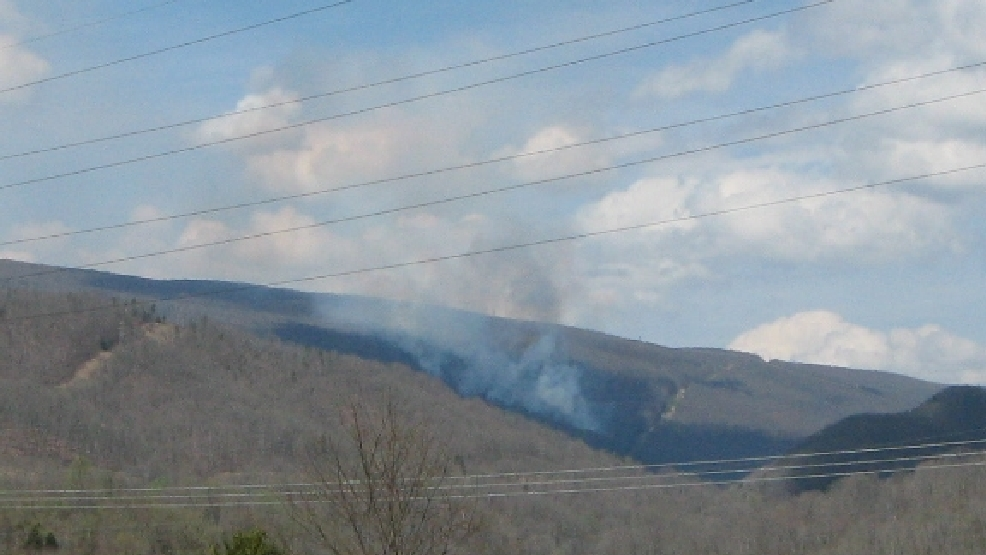 Crews battle fires in Smyth County, Virginia | WCYB