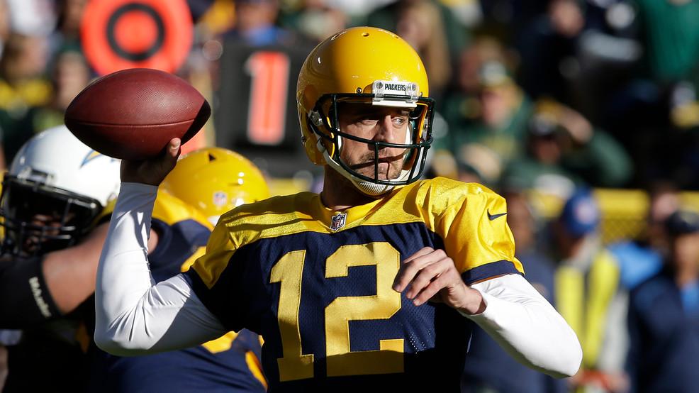 Packers To Wear Throwback Uniforms Nov 19 Wluk