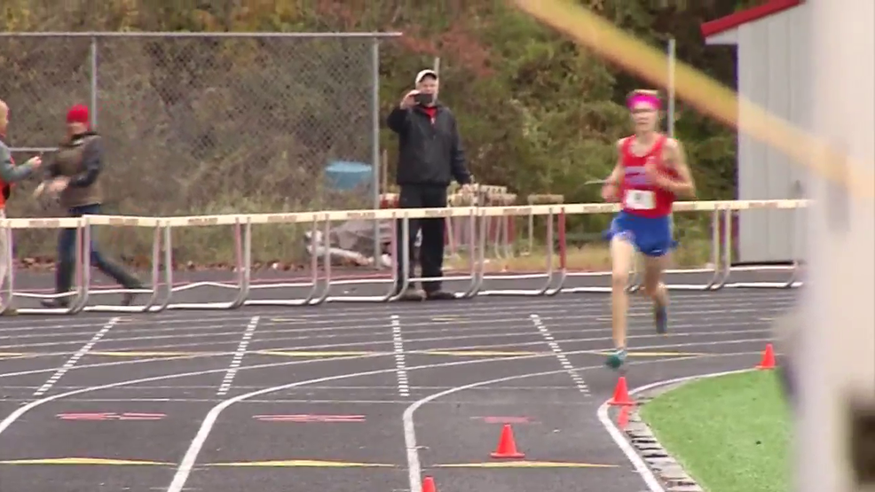 10.27.18 Video - Wheeling Park's Ronnie Saunders wins WV AAA cross country title