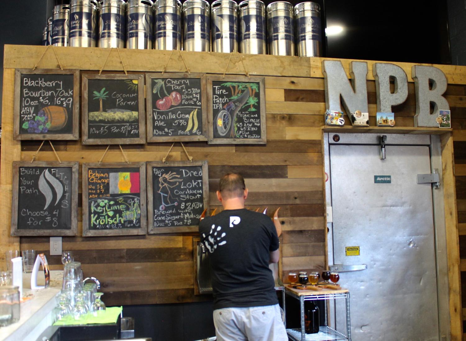 Narrow Path Brewing is a Loveland brewery dedicated to three ideals: craft, community, and cause. Besides brewing excellent beer, NPB seeks to celebrate the craft beer trend by making historic Loveland a destination for it. Additionally, the brewery supports non-profit organizations by donating proceeds to their causes. ADDRESS: 106 Karl Brown Way (45140) / Image: Rose Brewington // Published: 9.3.17