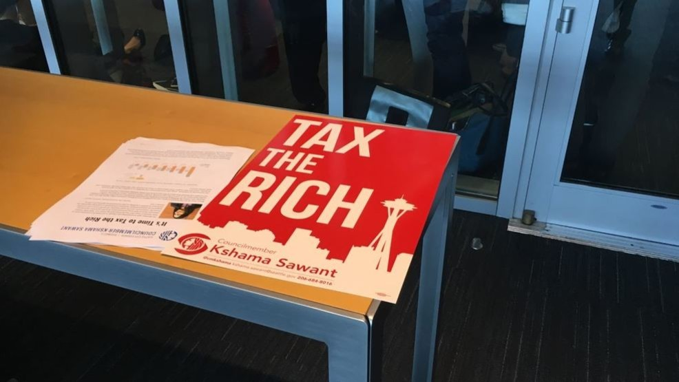 KVI Analysis: why Seattle's appeal of legal loss on income tax may help Republicans