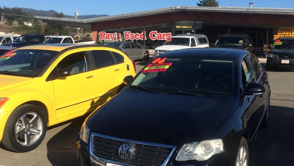 Ray\'s Used Cars of Fortuna victim of theft | KRCR