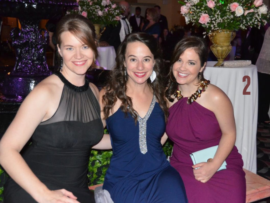 #2 - The Opera Ball returns this weekend! It's taking place on Saturday, Nov. 12 at the Hilton Netherland Plaza. / Image: Leah Zipperstein, Cincinnati Refined
