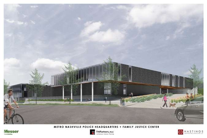 New Family Justice Center