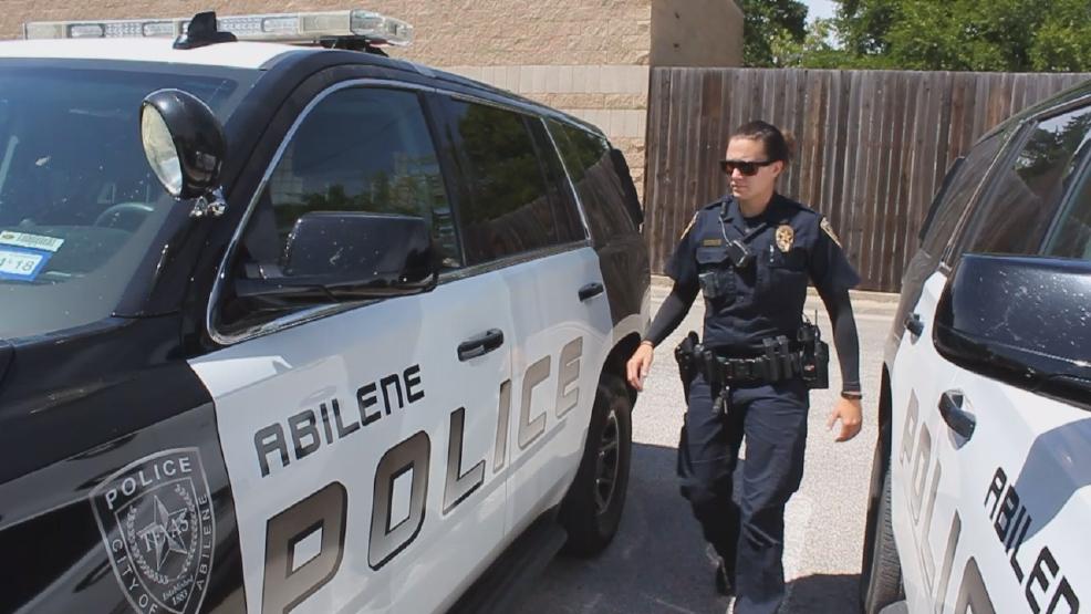 Abilene Police Department seeks female applicants