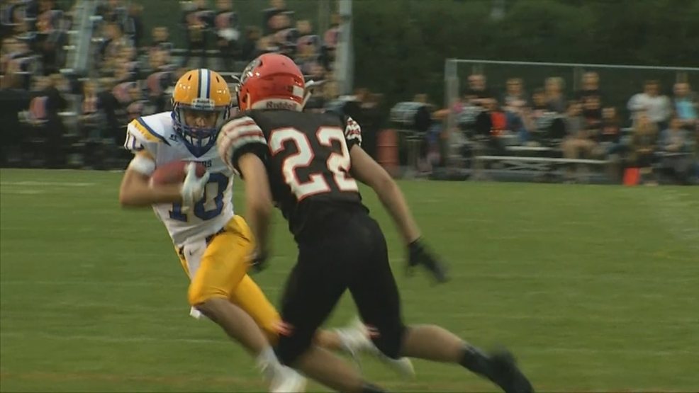 Marion Local edges Coldwater 13-7 in another epic clash