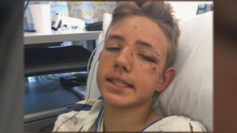 Salem sports community rallies around young teen injured in crash that killed his mother