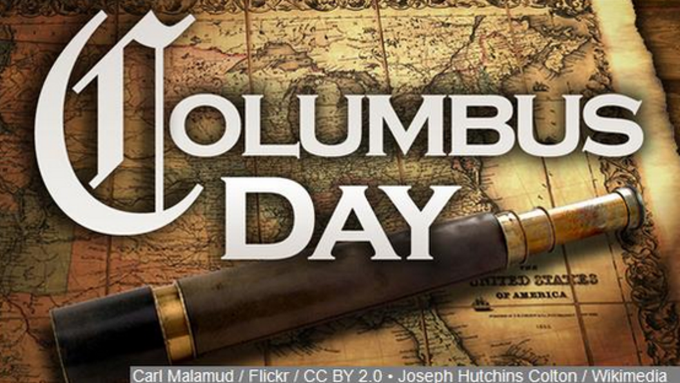 an argument in favor of the abolishing of columbus day A day after defendant  the commission filed a brief in support of plaintiffs' argument that abolishing the rank of captain violated the adea since the rank was.