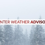 Winter Weather Advisory issued for parts of CNY