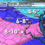 "11pm Update - 1""-2"" so far across the DMV, much more to come"