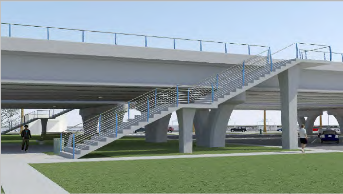 3 Mile Bridge Design Released Photo:  Florida DOT