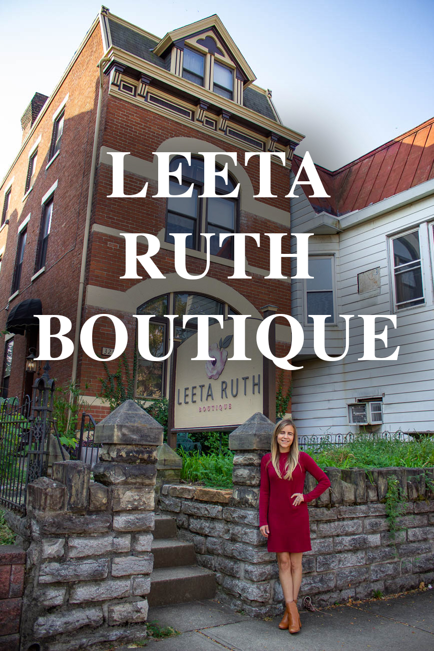 Leeta Ruth Boutique at{ }325 Elm Street, Ludlow, KY (41016) / Image: Katie Robinson // Published: 11.26.19