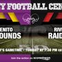Listen Live: San Benito Greyhounds at Brownsville Rivera Raiders
