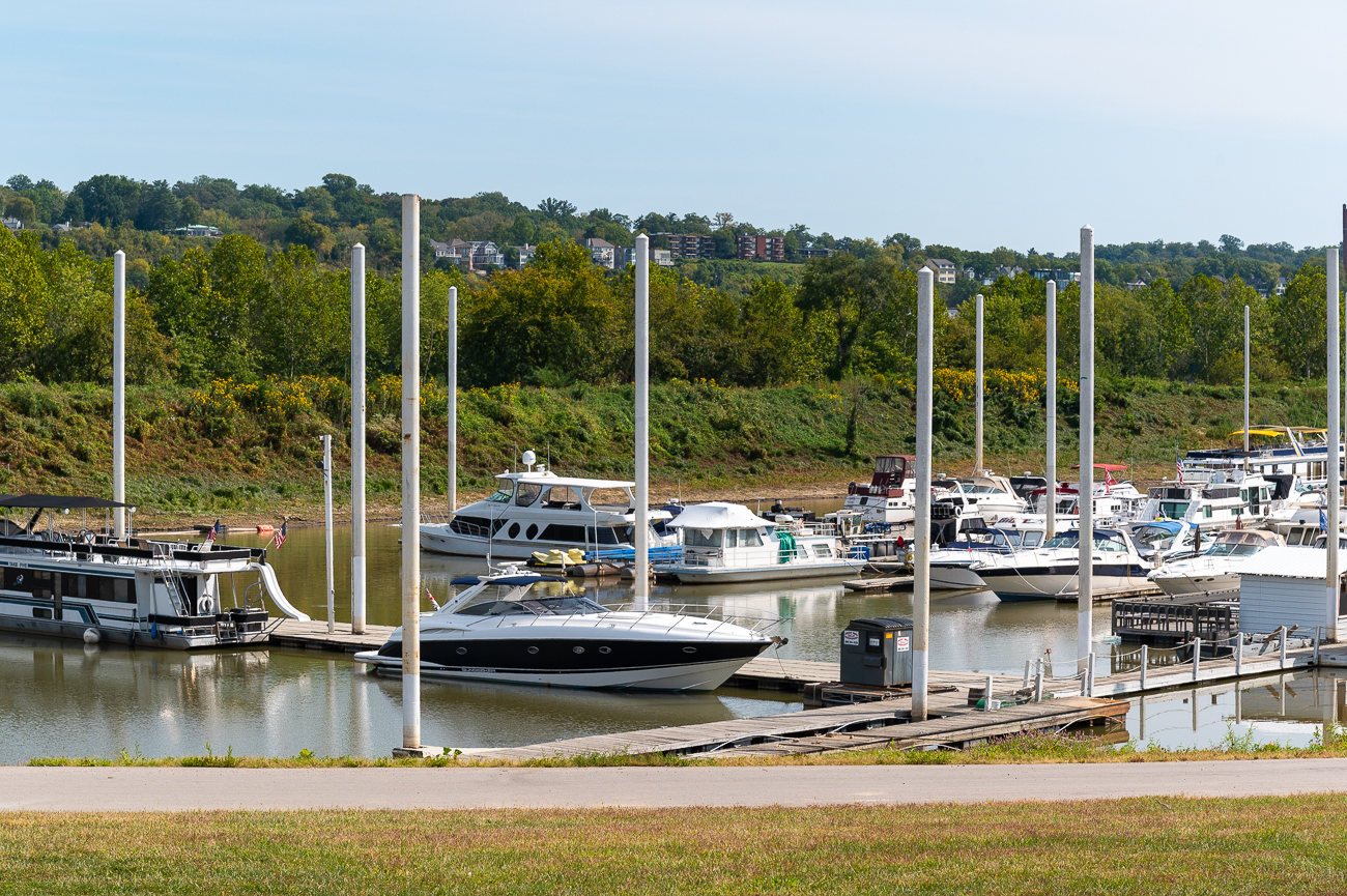 The Manhattan Harbour Marina / Image: Phil Armstrong // Published: 9.27.20