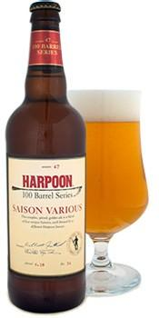 This Saison/farmhouse ale is  from  one of the oldest brewing companies in America. The name refers to the blending of the four unique saisons and the various ingredients and yeast strains found within this complex golden ale.