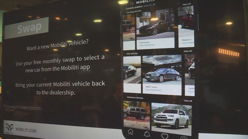 Detroit Auto Show These Small Companies Could Change The Way - Car show app