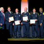 Cincinnati Firefighters honored at annual awards banquet