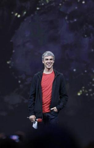 Age: 40Net Worth: $24.9 billionGoogle's stock jumped 28% in the past year, adding $4.3 billion to the CEO's fortune.