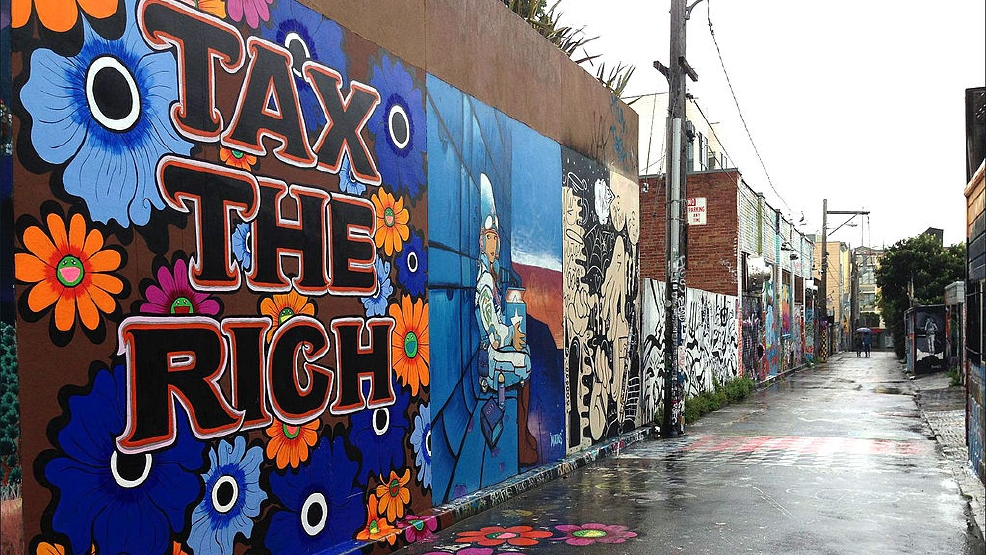 Tax The Rich mural_by_Megan_Wilson_on_Clarion_Alley_San_Francisco (Wiki).jpg
