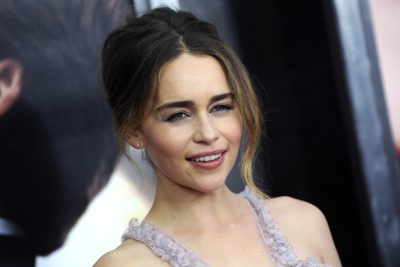 World premiere of 'Me Before You' - Arrivals  Featuring: Emilia Clarke Where: New York, New York, United States When: 23 May 2016 Credit: Dennis Van Tine/Future Image/WENN.com  **Not available for publication in Germany, Poland, Russia, Hungary, Slovenia, Czech Republic, Serbia, Croatia, Slovakia**